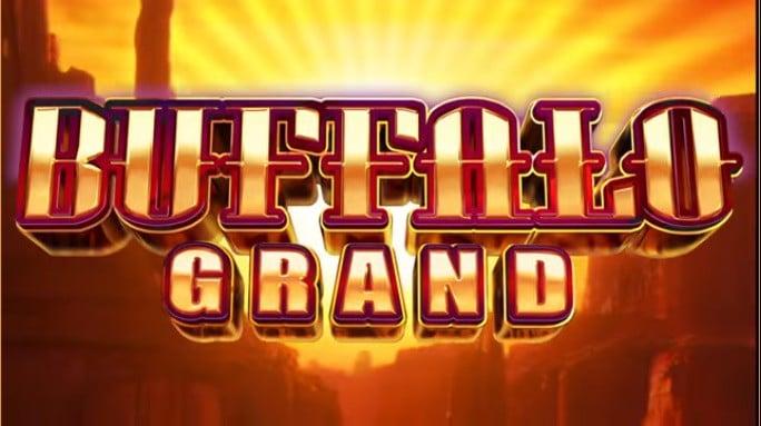 สล็อต Buffalo Grand